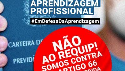 Imagem da campanha contra Requip